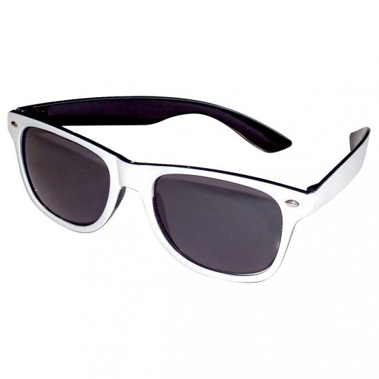 9b5965851b1b20 Tassen-Voordeel.nl - Zwart witte bril voor volwassenen